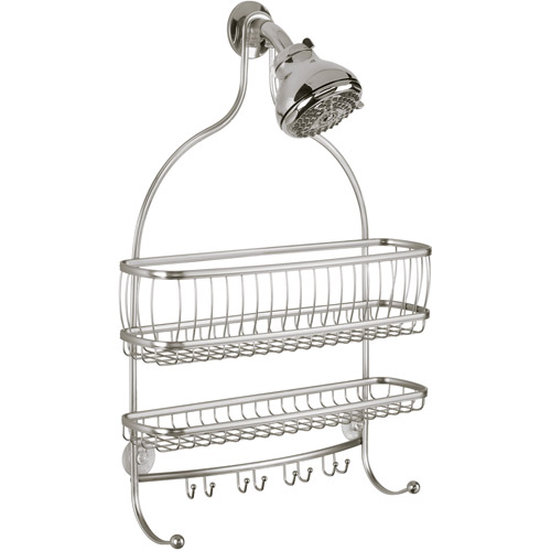 InterDesign York Lyra Jumbo Shower Caddy