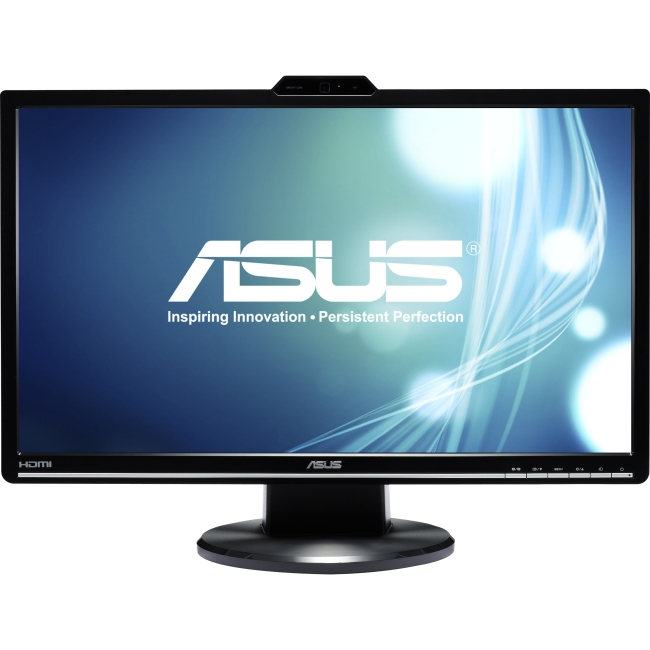 "Asus 24"" Widescreen LCD Monitor (VK248H-CSM Black)"