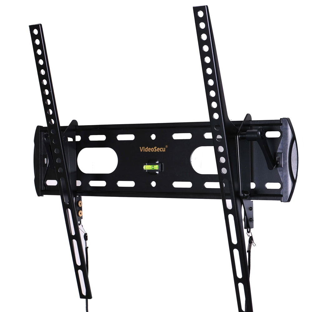 VideoSecu Tilt TV Wall Mount 28 32 37 39 40 42 46 47 48 50inch LED LCD Plasma HDTV Flat Panel Screen Display Bracket 1XP