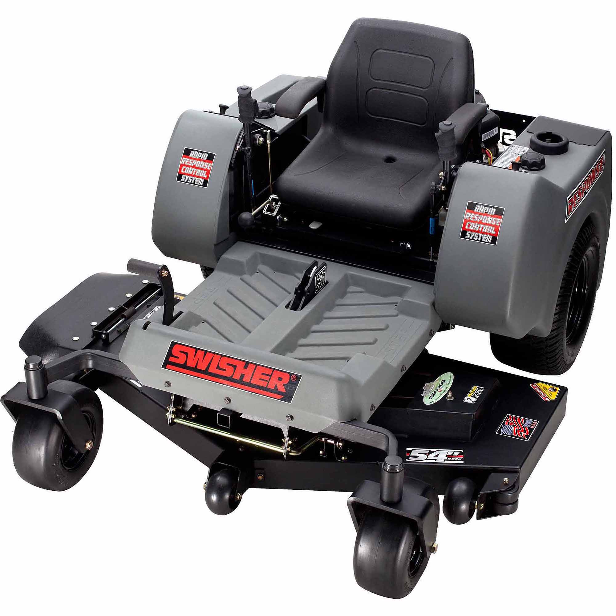 "24 HP 54"" Briggs & Stratton Electric Start Zero Turn Riding Mower"
