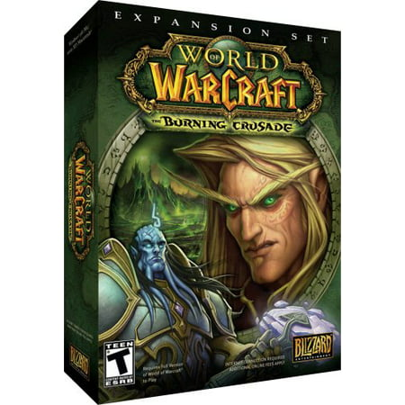 World of Warcraft: The Burning Crusade, Activision Blizzard, PC Software,
