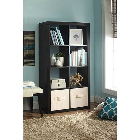 Better Homes and Gardens 8 Cube Storage Organizer, Multiple Colors - Square Up Store