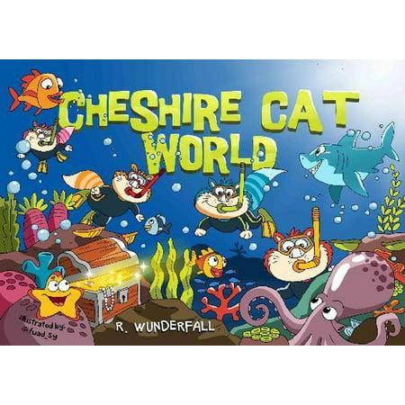 Cheshire Cat World - eBook](Cheshire Cat Tattoo)