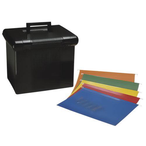 Portafile Letter Size Hanging File Box