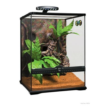 Exo Terra Large 34-Gallon Crested Gecko Terrarium (Best Crested Gecko Terrarium)