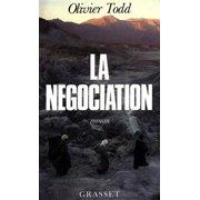 La négociation - eBook