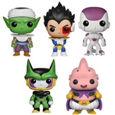 Funko Pop! Anime Dragonball Z Toys - Bad - Dragon Ball Z Green Guy
