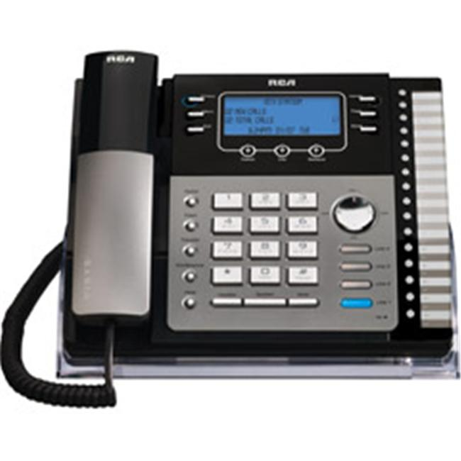 RCA 25423RE1 SOHO Series 4-Line Corded Business Telephone with Speaker Phone by RCA