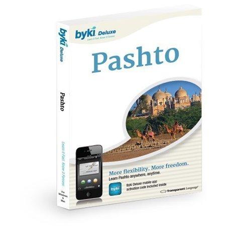 Byki Pashto Language Tutor Software   Audio Learning Cd Rom For Windows   Mac