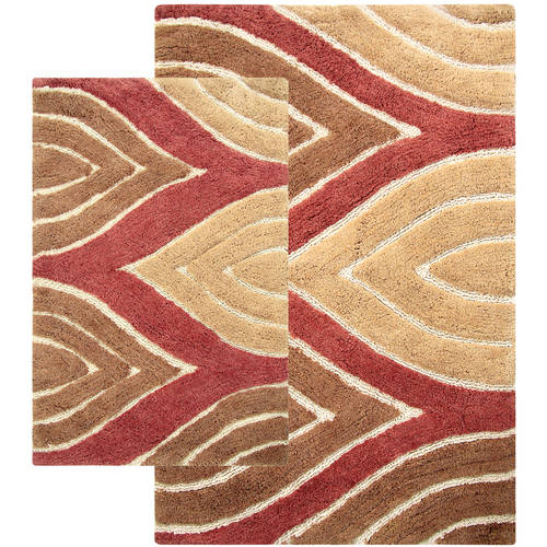 Chesapeake Merchandising Davenport 2-pc. Bath Rug Set by Generic