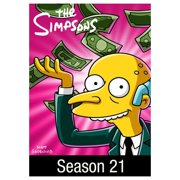 The Simpsons: Season 21 (2009) by