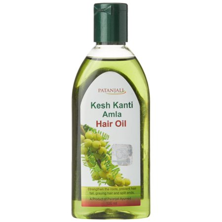Patanjali Kesh Kanti Amla Hair Oil, 100ml