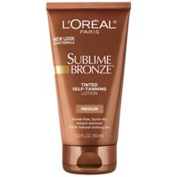 L'Oreal Paris Sublime Bronze Tinted Self-Tanning Lotion, 5 fl. oz.
