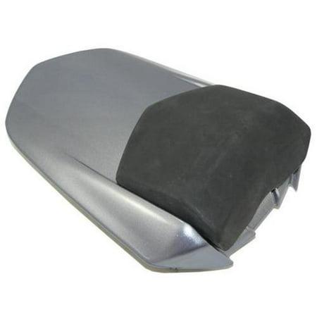 Yana Shiki SOLOY400S Seat Cowl - Bluish Silver
