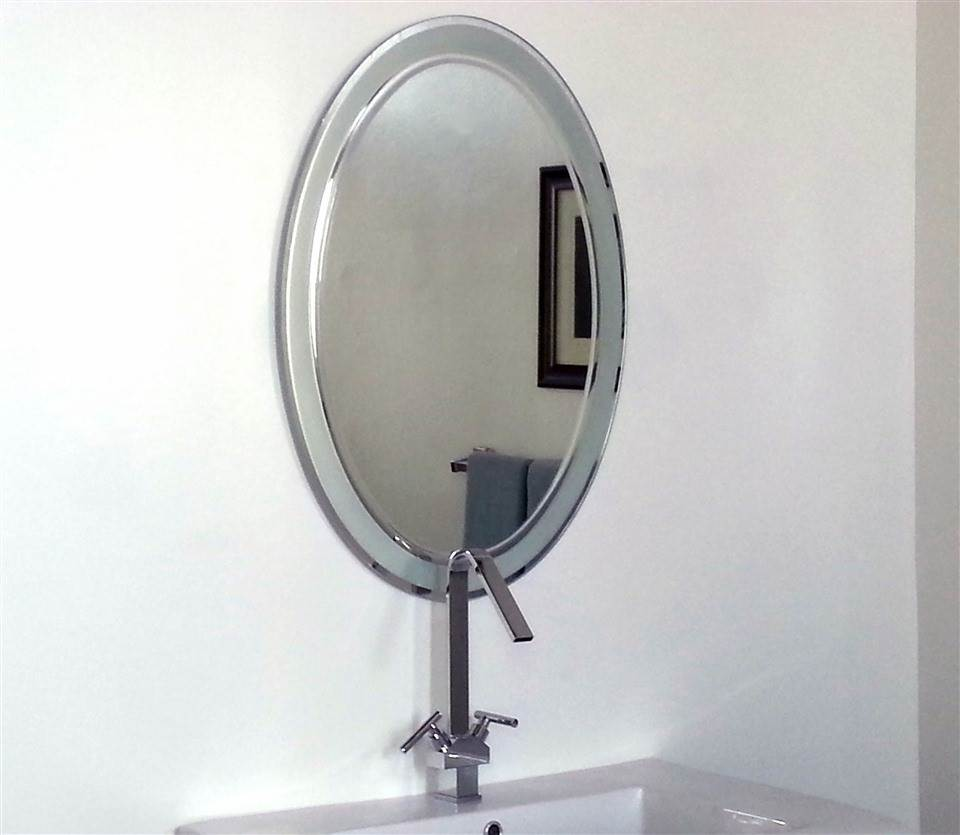 Alden Bathroom Mirror by Decor Wonderland of US