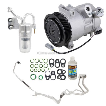 AC Compressor w/ A/C Repair Kit For Jeep Compass & (Compass Repair Kit)