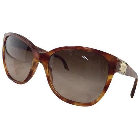 New Dolce & Gabbana DG 4195 706/13 Brown Plastic Sunglasses (Dolce And Gabbana Sunglasses)