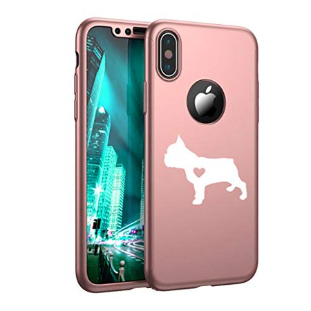 iphone xs 360 hard case