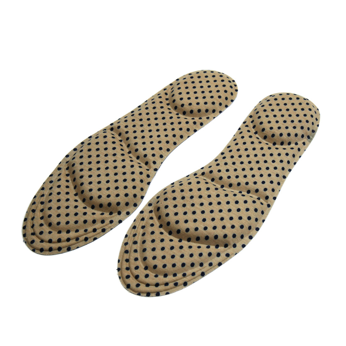 1 Pair Sponge Anti-slip Woman Arch Insert Insoles Shoes Pad Cushion #6