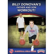 AAU Basketball Skills Series: Billy Donovan's Father and Son Workout DVD