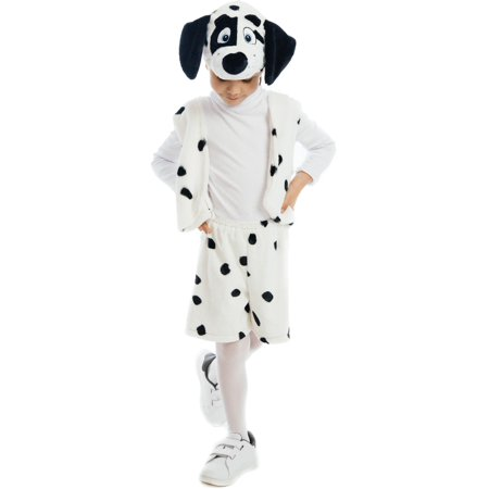 Halloween Costumes 2019 Friends (Child's Animal Friends Dalmatian Dog)
