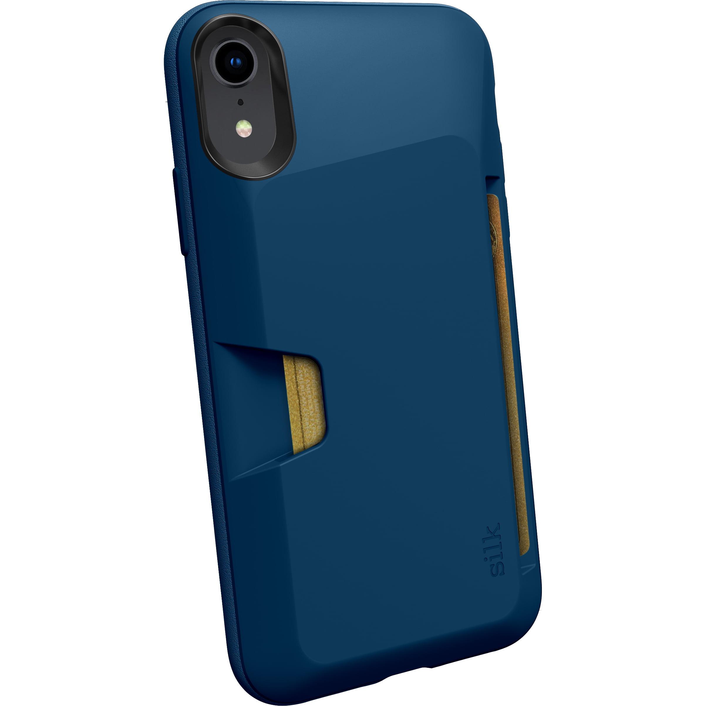 wholesale dealer a3099 e4c3b Silk iPhone XR Wallet Case - Wallet Slayer Vol. 1 [Vault Credit Card Grip  Cover]