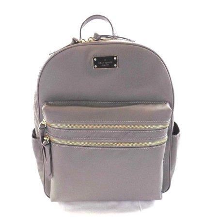 NEW WOMEN'S KATE SPADE (WKRU4710) BRADLEY WILSON ROAD LARGE PEARL BACKPACK BAG (Kate Spade Baby Backpack)