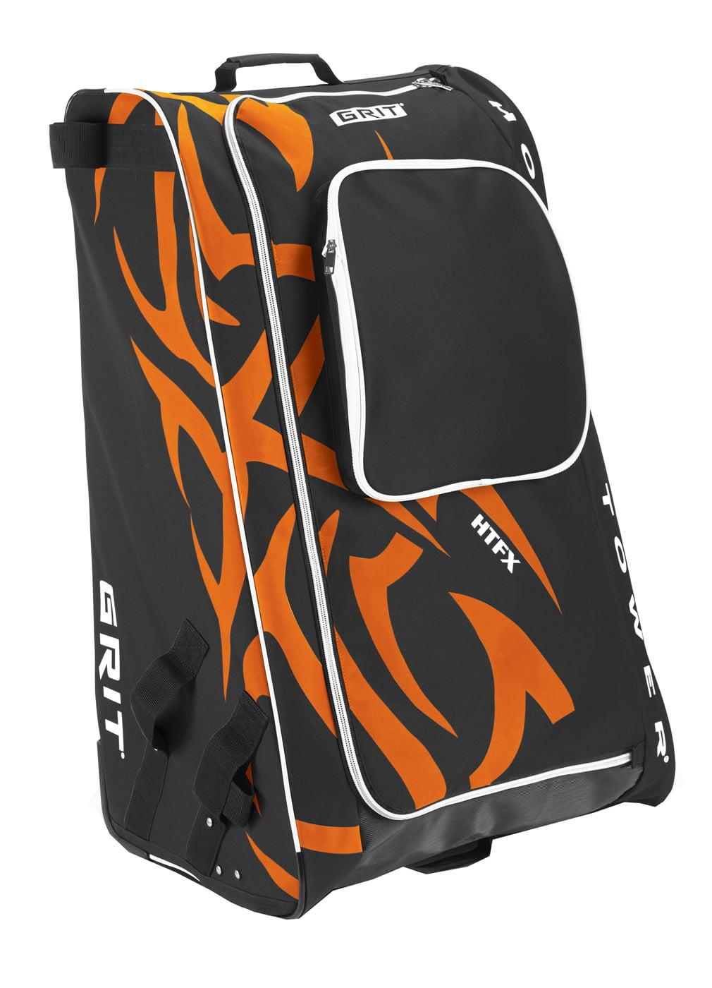 "Grit Inc HTFX Hockey Tower 36/"" Wheeled Equipment Bag Navy HTFX036-NY Navy"