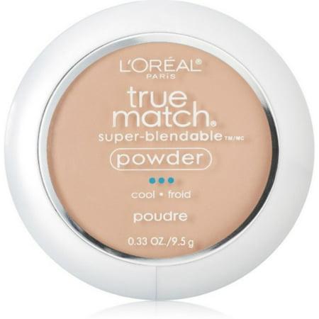 Creamy Natural - L'Oreal True Match Powder, Creamy Natural [C3], 0.33 oz
