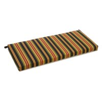 Product Image Blazing Needles 48 X 19 In Outdoor Bench Cushion