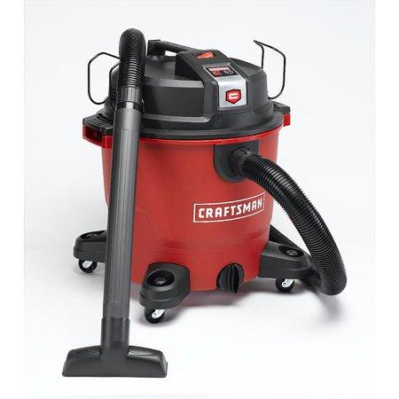 Craftsman XSP 16 gal. 6.5 HP Wet/Dry Vac Set (Voc Canister)