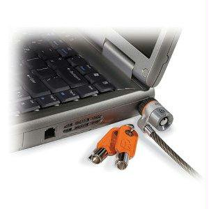 Microsaver Keyed Retractable Notebook - KENSINGTONPUTER KENSINGTON MICROSAVER  KEYED NOTEBOOK LOCK