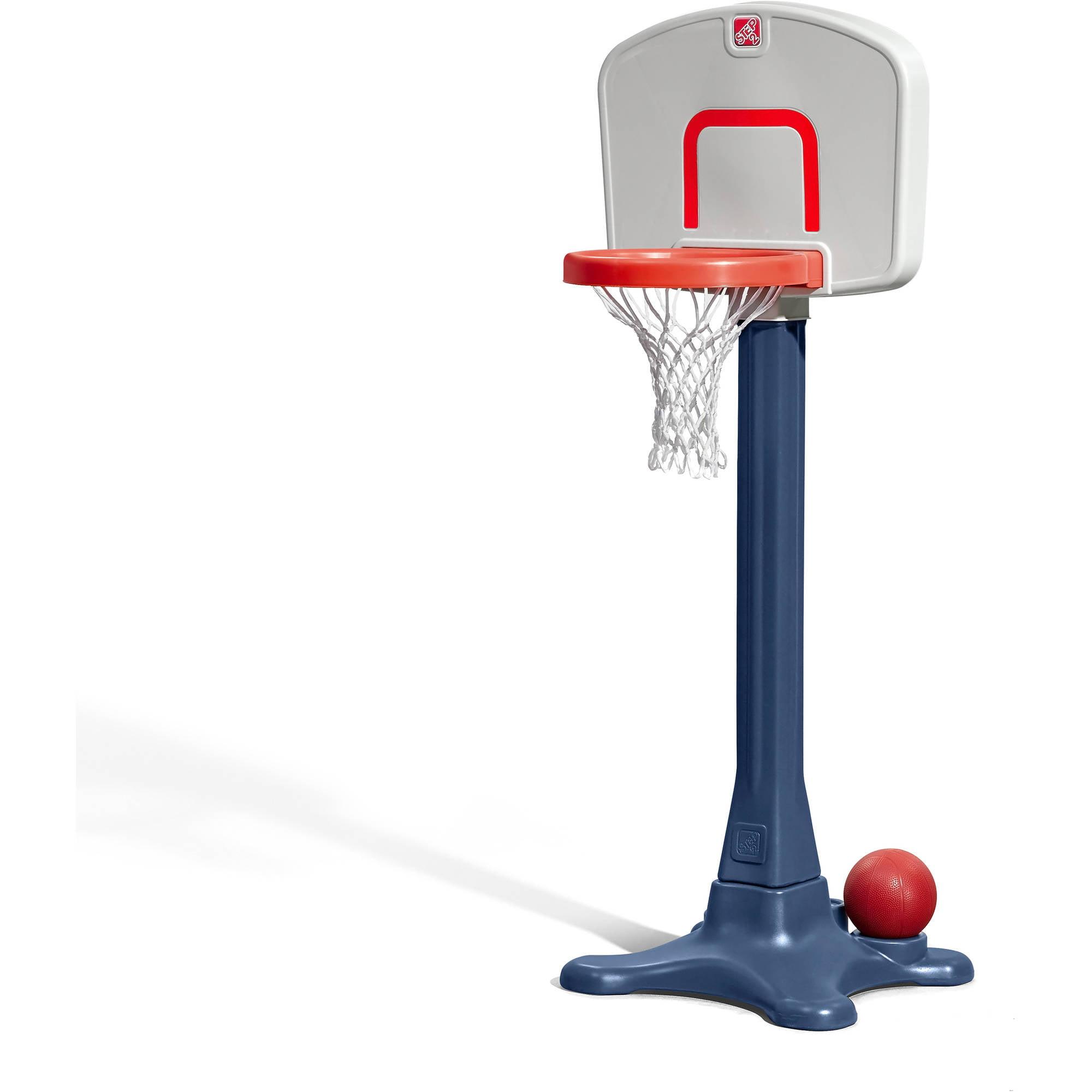 Kingdom GB Jumpshot Kit de basket-ball portable avec fixation murale pour porte et panneau de basket-ball