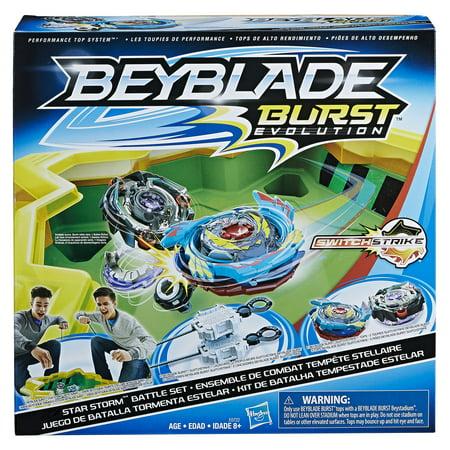 Best Beyblade Burst Evolution Star Storm Battle Set deal