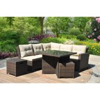 Better Homes And Gardens Rushreed 3 Piece Outdoor