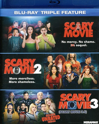 Scary Movie 1-3 (Blu-ray)