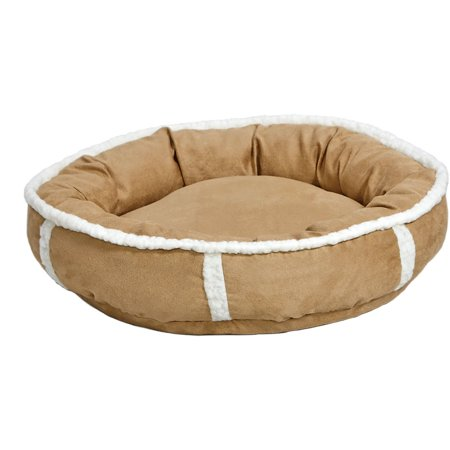 Midwest Rondelle Bed  Khaki  Small