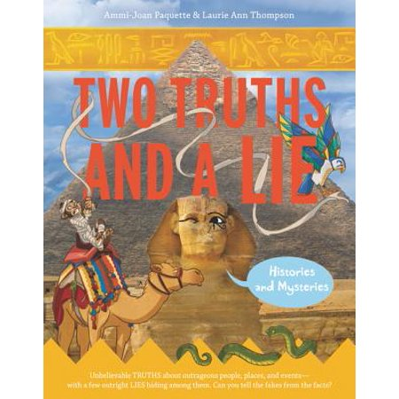 Two Truths and a Lie: Histories and Mysteries (Hardcover)