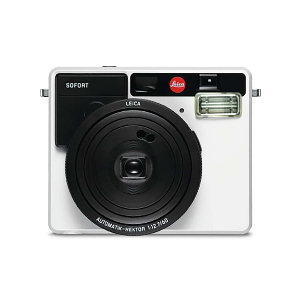 Leica Sofort Instant Film Camera (White) by Leica