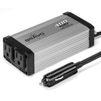 Bravo View INV-400 - 400-Watt Power Inverter