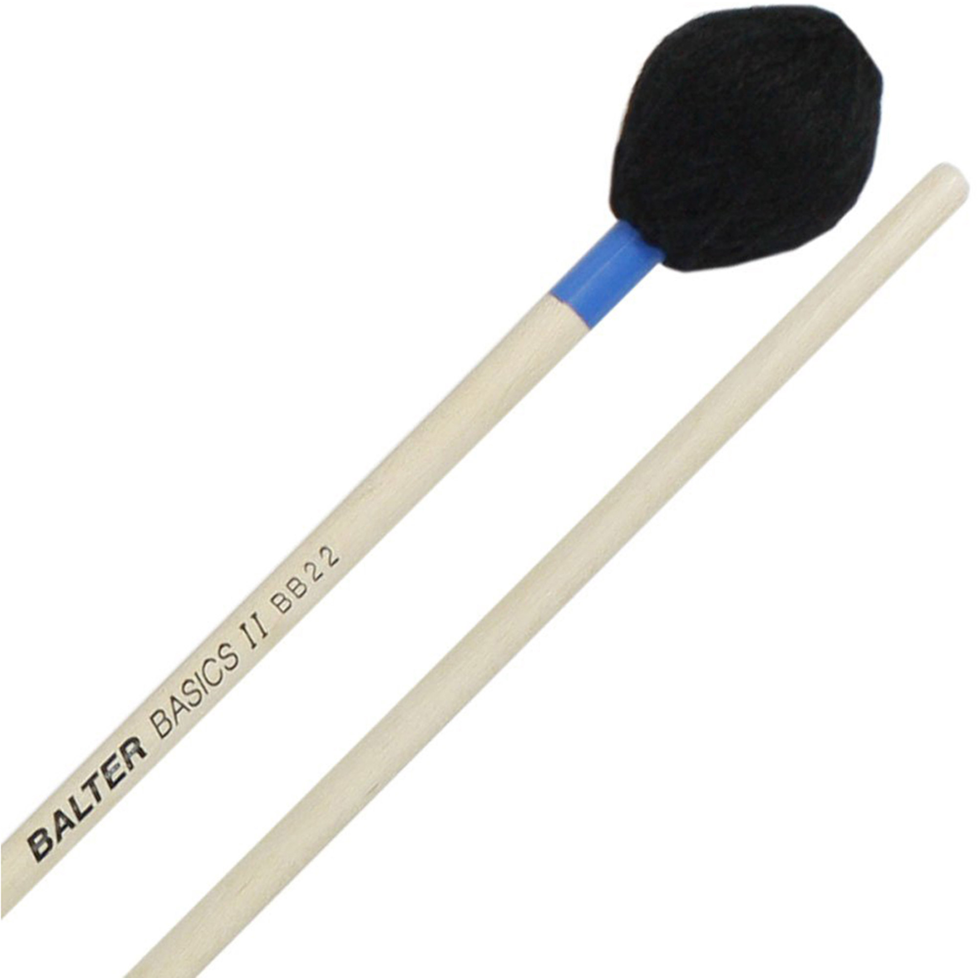 Mike Balter BB22 Basics II Mallets by Mike Balter