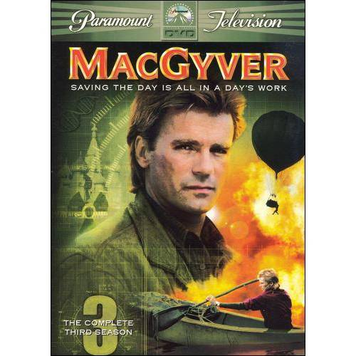 MacGyver: The Complete Third Season (Full Frame)