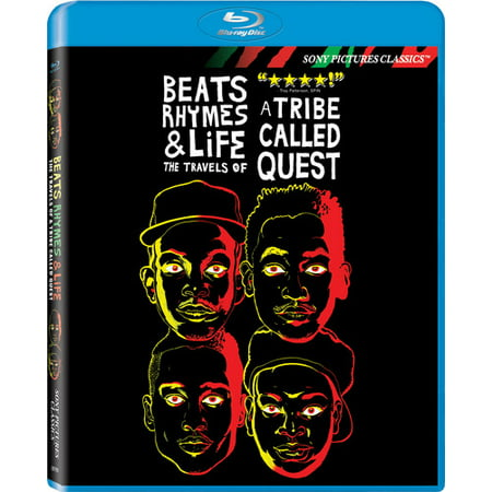 Beats, Rhymes & Life: The Travels of a Tribe Called Quest (A Tribe Called Quest Solid Wall Of Sound)