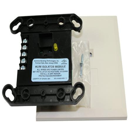 siemens hlim 500 033170 fire alarm loop line isolator. Black Bedroom Furniture Sets. Home Design Ideas