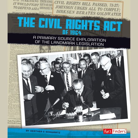 Civil Rights Act of 1964, The - Audiobook