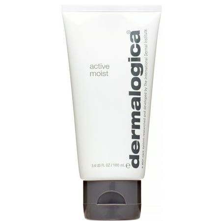 ($66 Value) Dermalogica Active Moist Facial Moisturizer, 3.4 Fl Oz