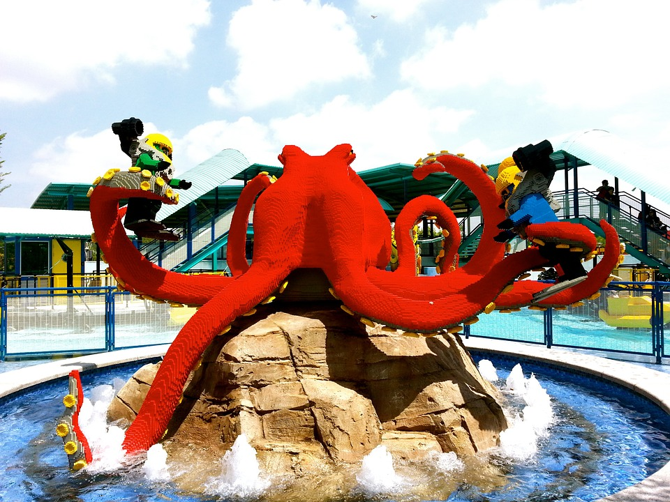 Legoland Malaysia Malaysia Legoland Kid Theme Park-20 Inch ...