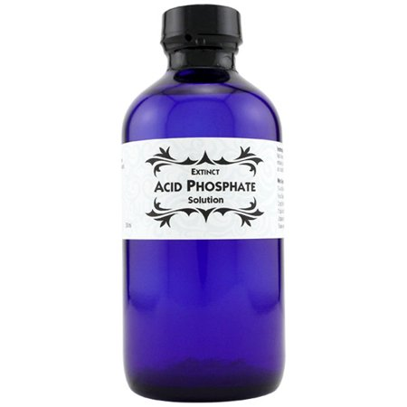 Acid Phosphate - For Soda Fountain Style Drinks - 8 oz Bottle