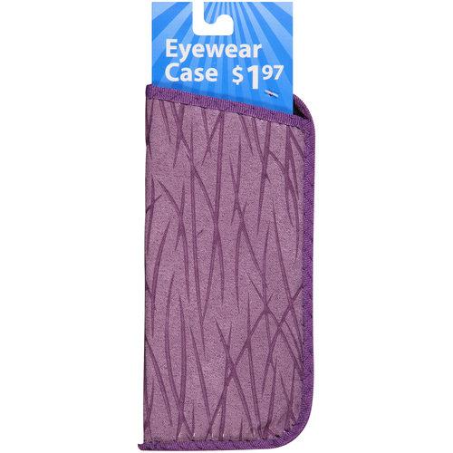 California Accessories Line Art Soft Eyewear Case, Purple