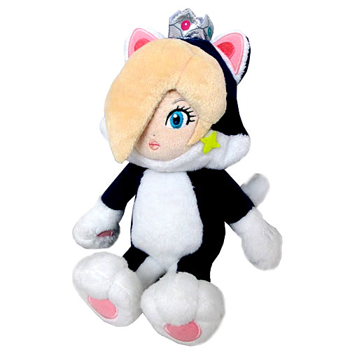 super mario 3d world rosalina plush cat walmartcom